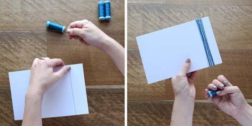 Как сделать кисти для штор своими рукам: картонная заготовка