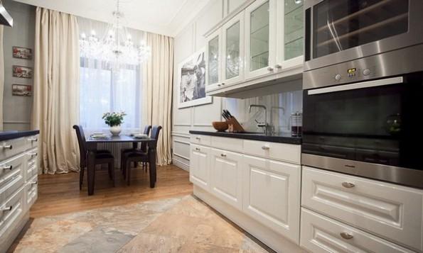 Итальянские шторы для кухни
