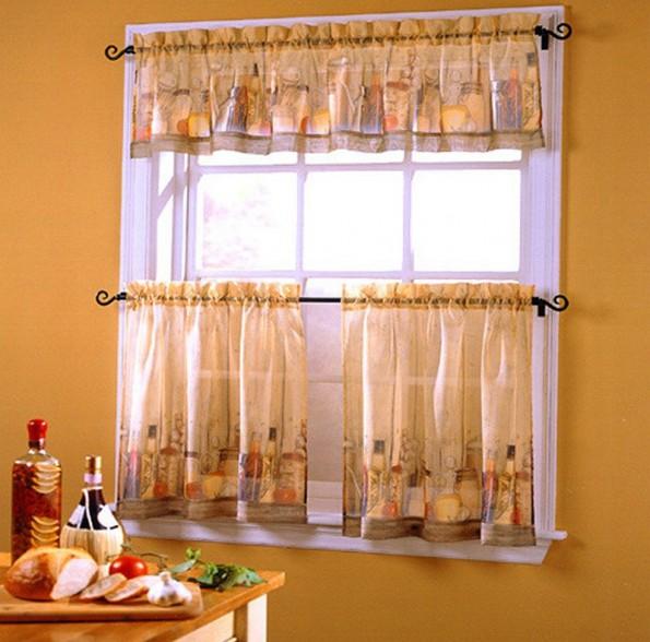 Виды штор: какие бывают, фото, идеи оформления окно