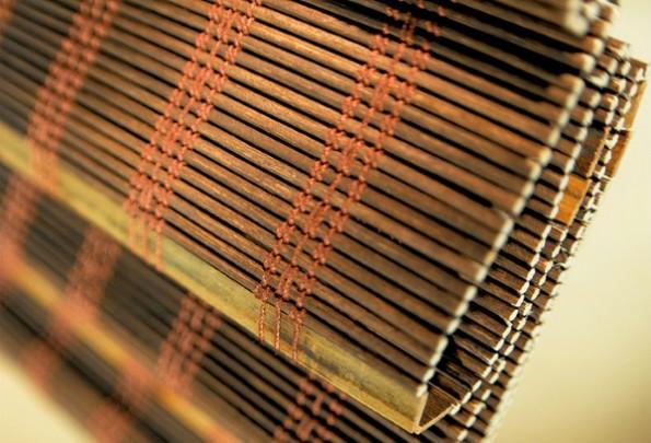 Бамбуковые шторы на дверной проемБамбуковые шторы на дверной проем
